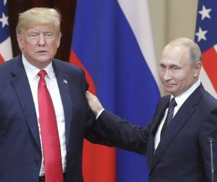 Trump cancels G20 meeting with Putin over Russia-Ukraine crisis