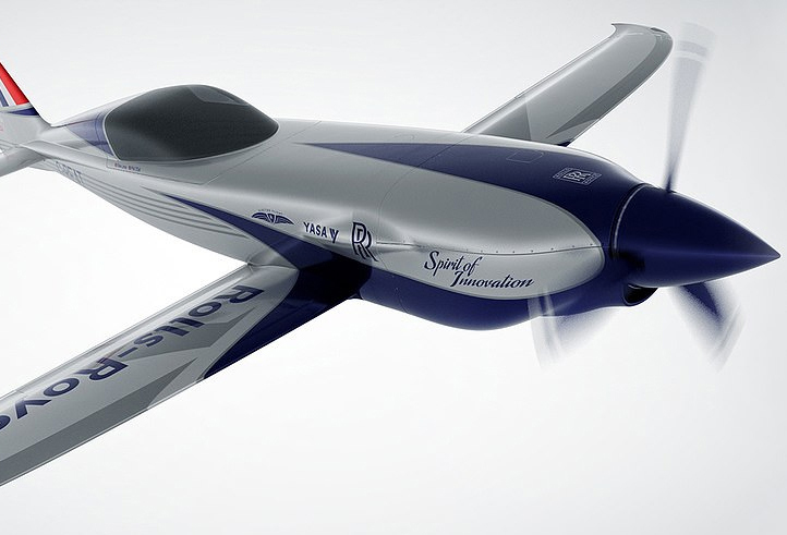 The world's first 300mph electric airplane