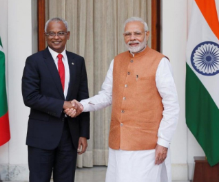 India & Maldives to ease visa norms from March 11