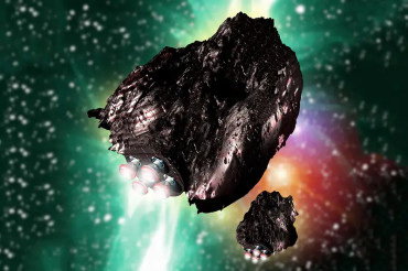 MINING ASTEROIDS COULD BECOME A POSSIBILITY