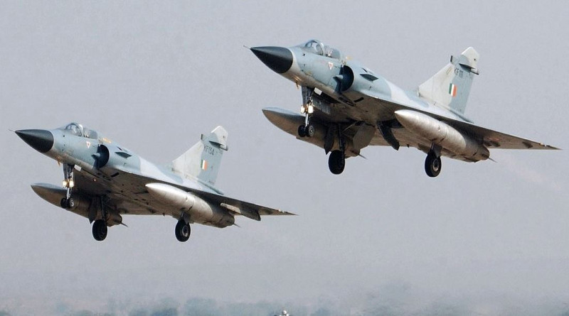 India strikes Kashmir militants in Pakistani territory