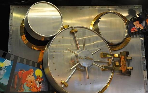The Disney Vault goes digital
