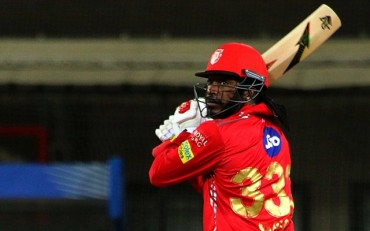Gayle becomes first batsman to score 100 50+ scores in T20 cricket