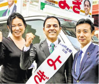 41-yr-old becomes 1st Indian-origin person to win election in Japan