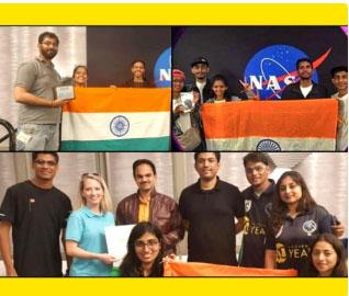 3 Indian teams win 4 NASA rover challenge awards
