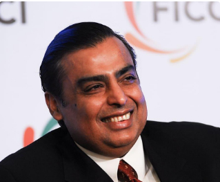 Ambani in TIME's 100 Most Influential list