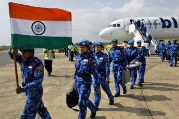 UN owes India $38 million for peacekeeping operations