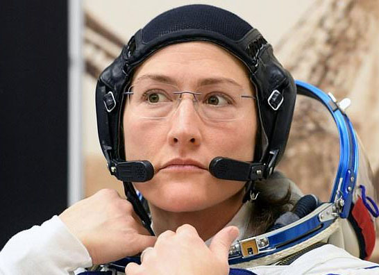 NASA astronaut will break the record for longest spaceflight by a woman