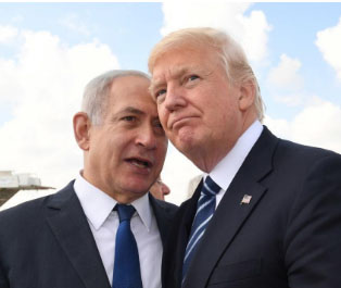 Israel to name town in Golan Heights after Donald Trump