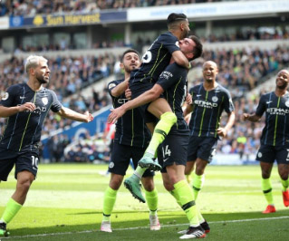 Man City win their 4th PL title as title race goes till last day