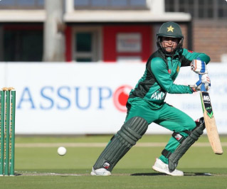 Pakistan's Nida Dar scores second fastest fifty in women's T20Is