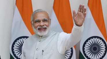 HISTORIC VICTORY FOR NARENDRA MODI