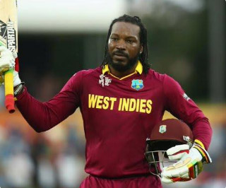 Chris Gayle named as Windies' vice-captain for 2019 World Cup