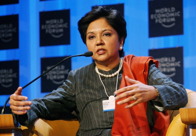 Indra Nooyi receives honorary doctorate from Yale University