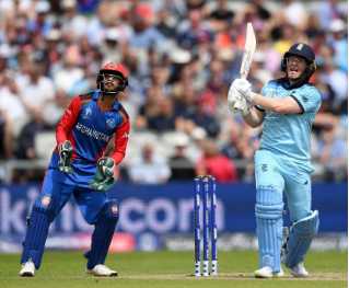 Eoin Morgan breaks world record for hitting most sixes in an ODI