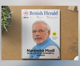 PM Modi voted 'World's Most Powerful Person' in UK magazine poll