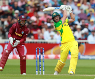 Coulter-Nile smashes highest ever World Cup score by a no. 8 batsman