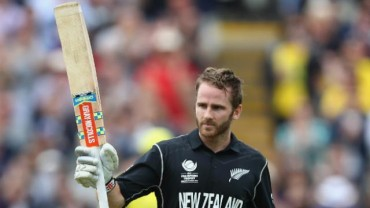 Williamson 3rd captain to record back-to-back tons in World Cup