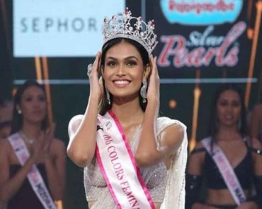 Rajasthan's Suman Rao crowned Miss India 2019