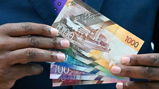Kenya's new banknotes and the battle against corruption