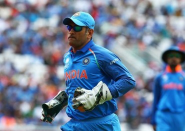 Dhoni becomes 2nd Indian cricketer after Sachin to play 350 ODIs