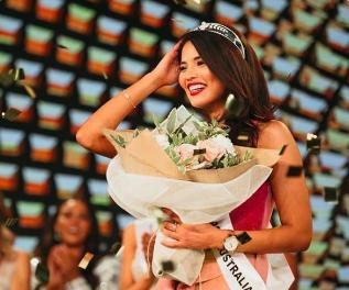 India-born Priya Serrao crowned Miss Universe Australia 2019