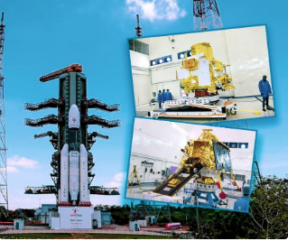 India's 2nd Moon mission Chandrayaan-2 successfully launched by ISRO