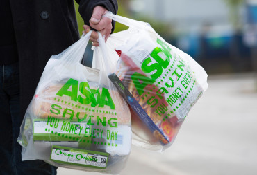 Asda bans carrier bags