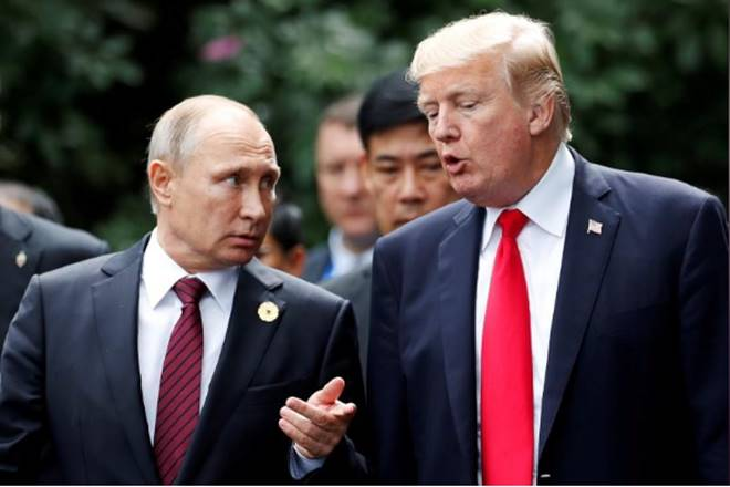 Donald Trump wants Russia to rejoin G-7 group