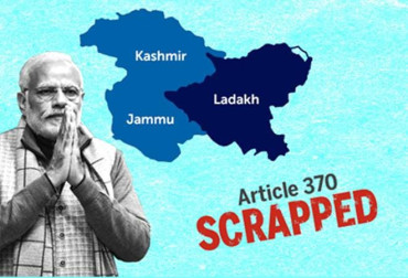 Article 370 on Jammu and Kashmir is now history