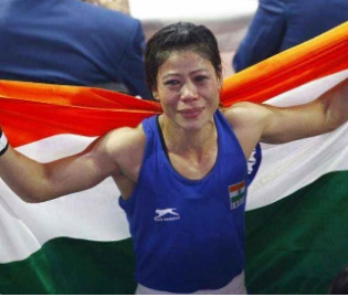 Mary Kom becomes the most successful boxer