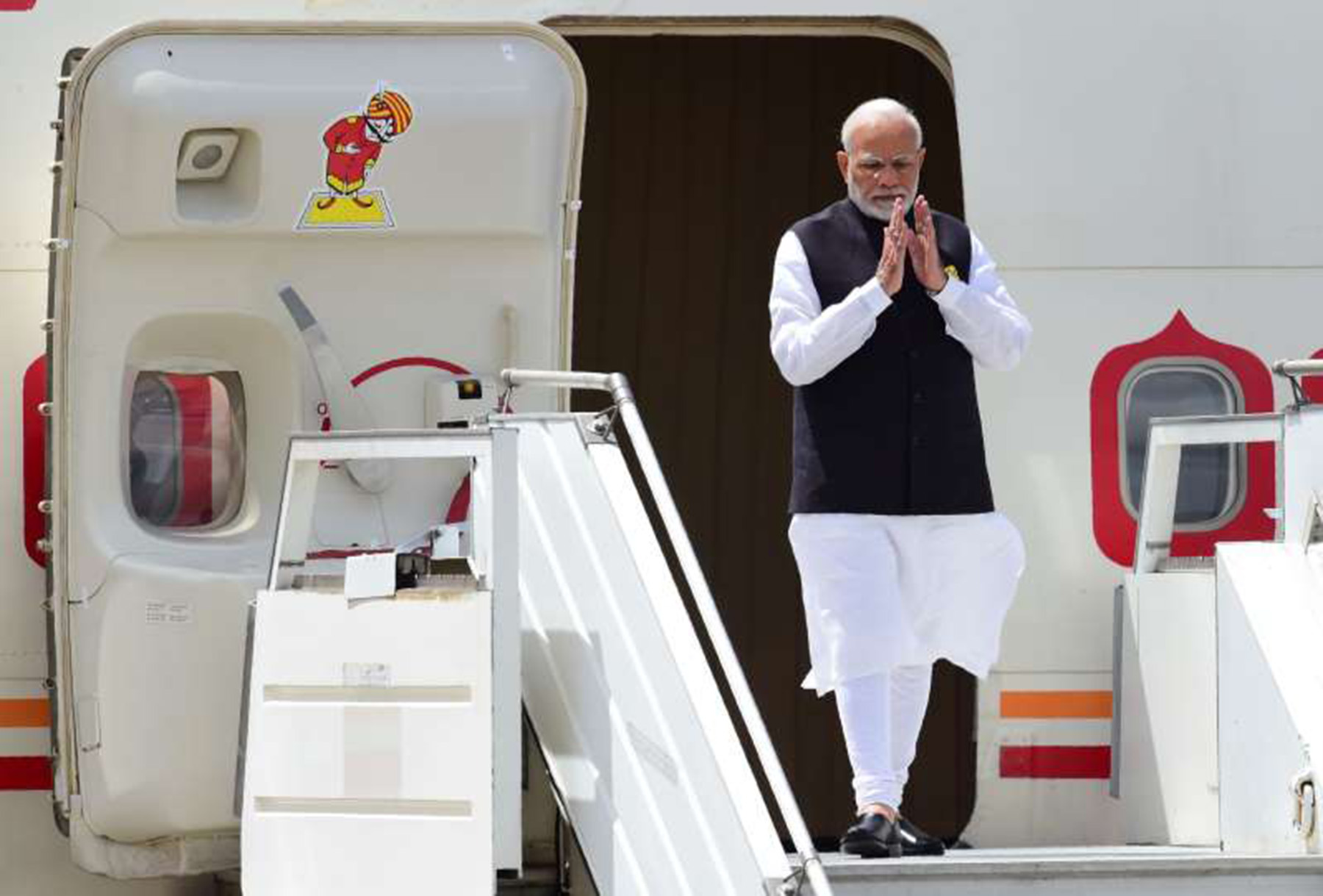 PM's special aircraft may be called Air Force One
