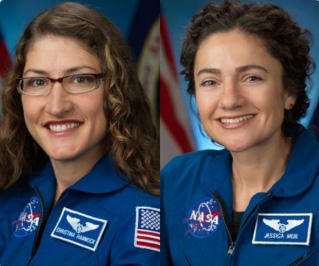 NASA schedules first-ever all-female spacewalk for October 21