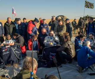 1st UAE astronaut returns safely from ISS after 128 Earth orbits