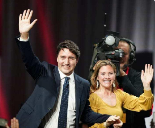 Justin Trudeau wins 2nd term as Canada's Prime Minister