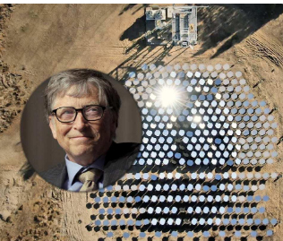 Bill Gates-backed startup uses sunlight to create 1,000°C-plus heat