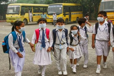 All schools in Delhi to remain shut on November 14, 15 over pollution