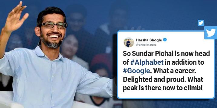 India-born Sundar Pichai becomes Alphabet CEO