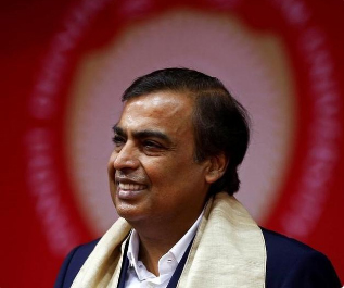Asia's richest person Mukesh Ambani adds $17 billion to his wealth in 2019