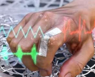 Scientists create stretchable & conductive film for smart wearables