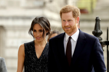 Prince Harry and Meghan Markle lose 'His and Her Royal Highness' titles