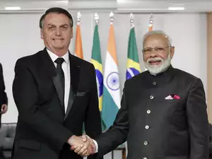 Brazilian Prez Bolsonaro to be the chief guest at India's Republic Day