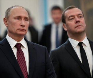 Entire Russian govt resigns after Putin proposes changes to constitution