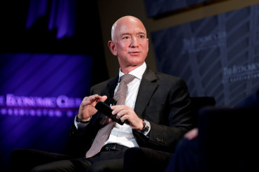 The world's richest man Jeff Bezos launches $10 bn fund to fight climate change