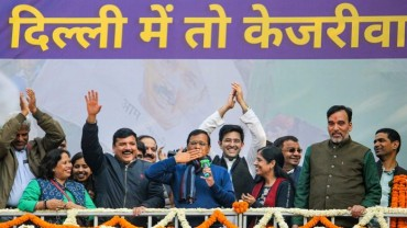 AAP wins 62 out of 70 seats in Delhi Assembly elections, BJP wins 8 seats