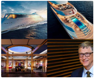 Bill Gates buys eco-friendly superyacht powered by hydrogen for ₹4,600 crore