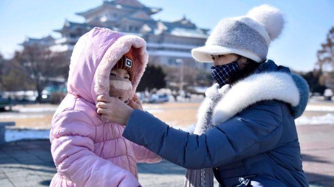 North Korea quarantines foreigners