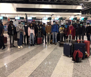 India to send medical team to test Indian students stranded at Italy airport