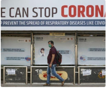 1.7 billion people around world under coronavirus lockdown