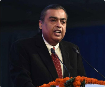 Mukesh Ambani overtakes Jack Ma as Asia's richest person after Facebook-Jio deal